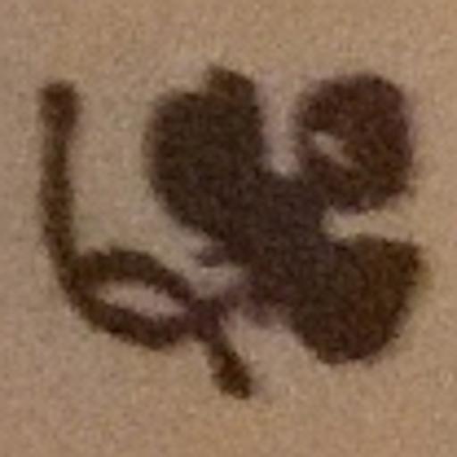 """""""Luther-Kleeblatt"""" Symbol der Inwendigen Schriftlesung"""